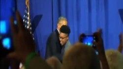奧巴馬承諾離任後將繼續參與政治