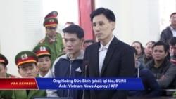 Nhà hoạt động môi trường Hoàng Đức Bình bị 14 năm tù