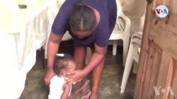 Kriz Manje Peyi Dayiti Ap Travèse a Gen Gwo Konsekans sou Manman ak Pitit