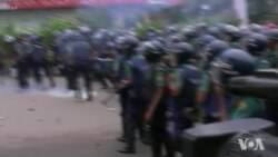 Student Protests Over Traffic Safety in Bangladesh Continue Into Second Week