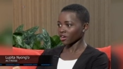 New Part for Oscar Winner Lupita Nyong'o: Role Model