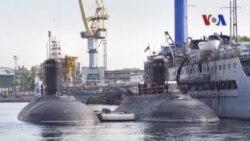 Tàu ngầm Kilo thứ ba sẽ được giao cho Việt Nam vào tháng 12