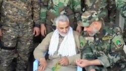 پادرمیانی قاسم سليمانی برای حل اختلاف گروههای شيعه عراقی