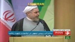 روحانی: تحریم ها تجاوز به حقوق ملت ایران است