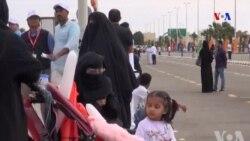 As mulheres atletas da Arábia Saudita