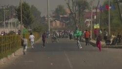 بھارتی کشمیر میں شہری کی ہلاکت پر احتجاج