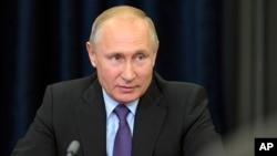 Bulan Agustius ini, Presiden Rusia Vladimir Putin memperingati 20 tahun berkuasa.
