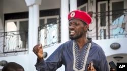 Bobi Wine Atavuga Rumwe n'Ubutegetsi bwa Uganda