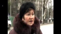 烏克蘭民眾對亞努科維奇講話的反應