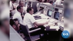 Apollo Mission Control Room Reopened To Mark Moon Landing Anniversary