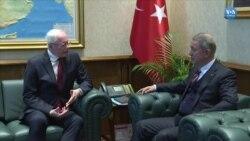 Ankara–Washington Hattında Suriye ve Patriot Müzakeresi