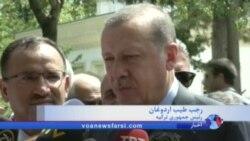 اردوغان خطاب به ترک های آلمان: مرکل دشمن ترکیه است، به رقیب او رای بدهید