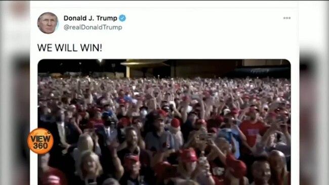 امریکی انتخابی نتائج اور قانونی چیلنجز