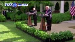 Mỹ- Ấn cam kết thắt chặt hợp tác quốc phòng