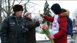 Москва отмечает 8 Марта