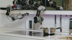 Dapur Robotik Bisa Merevolusi Cara Memasak