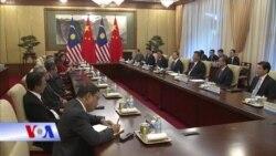 Ngưng các dự án vay tiền của TQ, Malaysia mong Bắc Kinh thông cảm