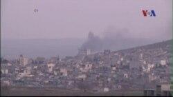Chiến binh người Kurd đánh bật Nhà nước Hồi giáo khỏi Kobani
