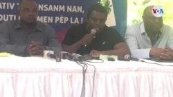Mèt Andre Michel Prezante Bilan Moun Ki VIktim nan 3 Jounen Mobilizasyon Pase a