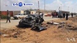 VOA60 Afirka: Libiya, Maris 18, 2014