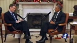 奥巴马称愿与共和党合作