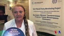 Yelena Urlayeva: Huquq faollari bugun hukumatning hamkorimi?