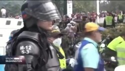 Nasilje u Venecueli izaziva zabrinutost među kritičarima američke politike