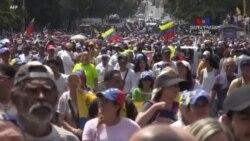 Վաշինգտոնն ուշադրությամբ հետեւում է Վենեսուելայի դեպքերի զարգացմանը