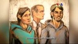 ABD'de Üç IŞİD Zanlısı Mahkemeye Çıkarıldı