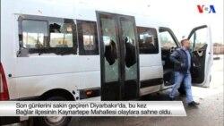 Çatışmalar Sur'da Bitti Bağlar'da Başladı