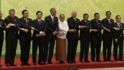 Барак Обама прибыл с визитом в Лаос