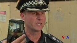 澳大利亞警方:汽車撞人是故意行為 (粵語)
