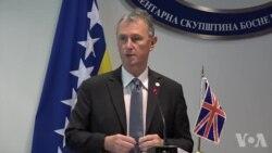 Nigel Evans: Veliku Britaniju interesuje saradnja sa BiH u oblasti turizma, metalne industrije i poljoprivrede