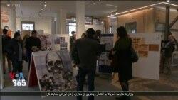 برپایی نمایشگاه نقاشی در لبنان برای روایت تجربه های پناهجویان و مهاجران