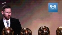 Football : Ballon d'Or - les moments forts de la cérémonie 2019