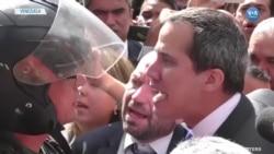 Venezuela Meclisinde Arbede