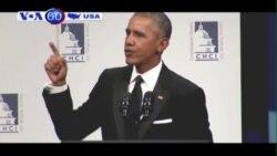 TT Obama lên án 'tâm lý chống dân nhập cư' (VOA60)