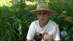 Фермер з Техасу волонтерить в Україні – викладає англійську. Відео