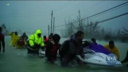 Наслідки урагану Доріан на Багамах. Відео