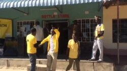 Zapu Cadres Doing What They Know Best ... Drumming Up Political Support