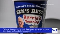 Bernie Sanders Has His Own Ice Cream Flavor