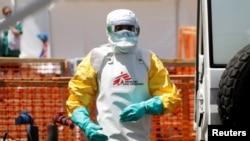 Une radio engagée dans la lutte contre l'Ebola ferme ses portes