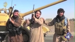 """美国空袭可能迫使""""伊斯兰国""""重新攻击阿萨德"""