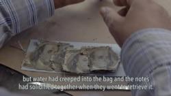 Exchanging Damaged Money