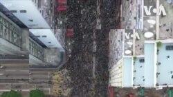 Biểu tình đòi lãnh đạo Hong Kong từ chức