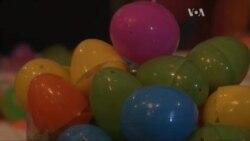 Українці Вашингтонщини передають Великодні традиції своїм дітям. Відео
