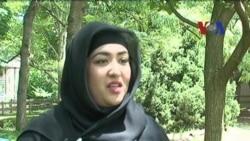 Farhana Setiaji: Generasi Kedua Muslim Indonesia di AS