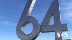 """为""""六四""""亡灵打造安息之所,世界最大天安门纪念碑加州落成"""