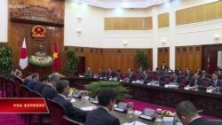 Nhật đạt thoả thuận chuyển giao quốc phòng với Việt Nam