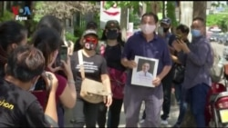 Protesters Demand Truth About Missing Exiled Thai Activist